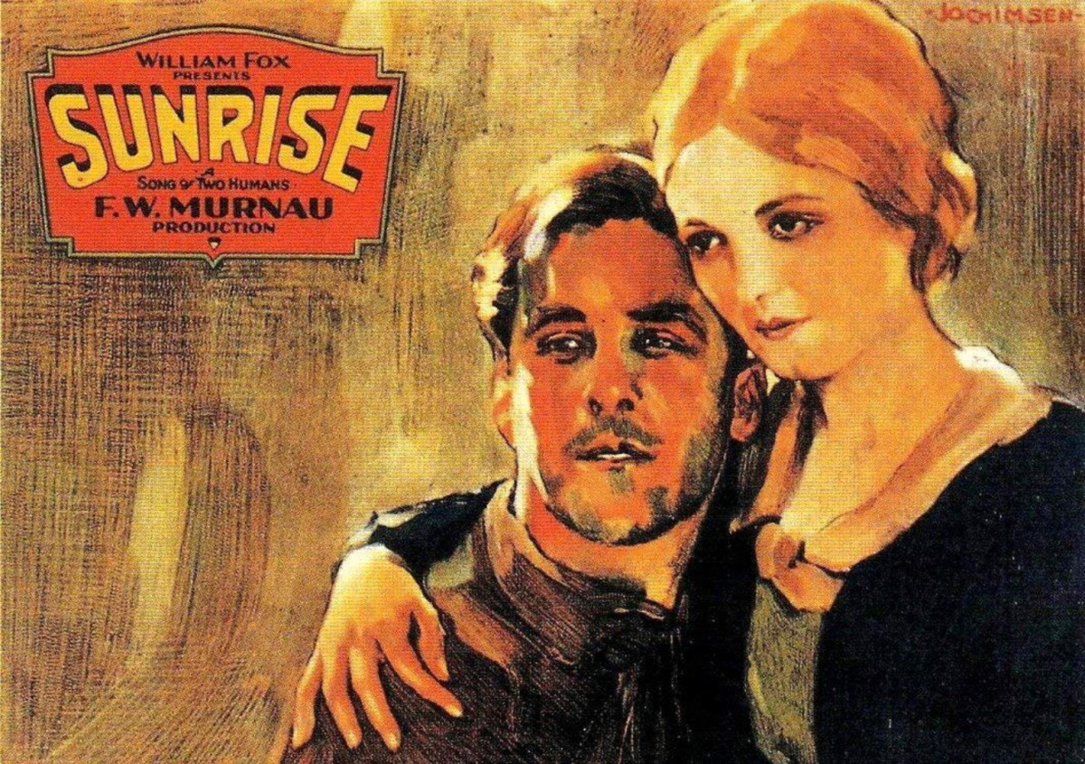 Sunrise: A Song of Two Humans (1927).